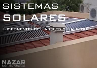 Sistemas solares de climatización